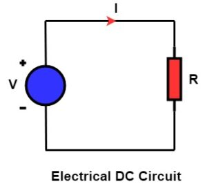 power in dc circuit